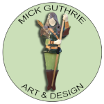 Mick Guthrie - Design and Art